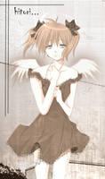 angel - hitori by Cross-Soul