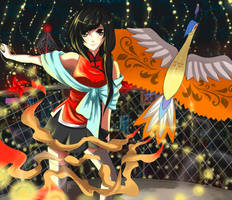Knite OC by sakura223
