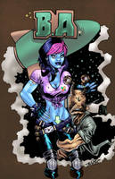 Battery Acid pinup colors by FlashColorist