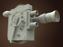 Bolex Camera by Basiko
