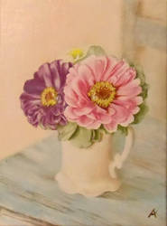 Flowers by Leuseni
