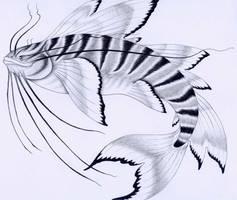 Bahamut by verreaux