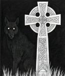 Black Dog by verreaux