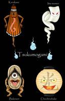 Tsukumogami by verreaux