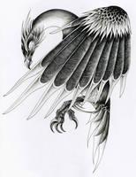 Stymphalian Bird by verreaux