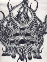Shub Niggurath by verreaux