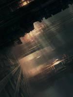 Industrial Facade by steve-burg
