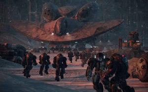 Evacuate the Colony by steve-burg