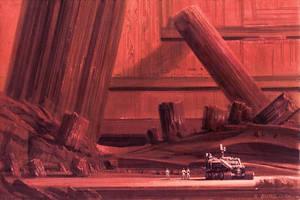 Red Mystery by steve-burg