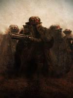 Outlaws by steve-burg