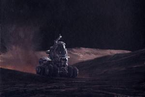 Dust Buggy by steve-burg