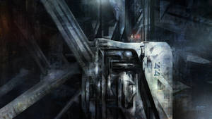 Platform 44 by steve-burg