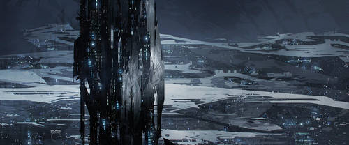 Plateau City by steve-burg