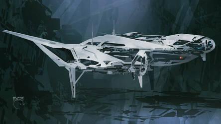 Ship Shape by steve-burg