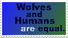 Wolves Are Equal by wwwarea