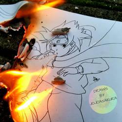 [ Fire Style Jutsu ! ] by JoJoAsakura