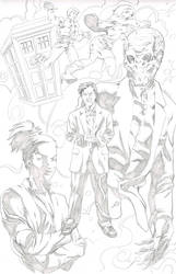 Dr.Who by johndinc