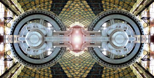 SPACE MACHINE by Attila-G