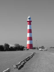 Point Moore Lighthouse by redcrystal