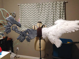 Kalas wings WIP by heartcard-cosplay