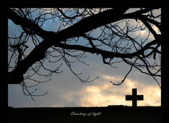 Cemetery of light by Danny-Vin