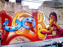Loco13 + Kiz by koolkiz