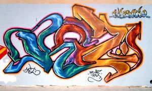 Tormenta de Color by koolkiz