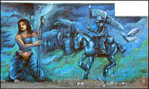 Conquistando Muros... by koolkiz