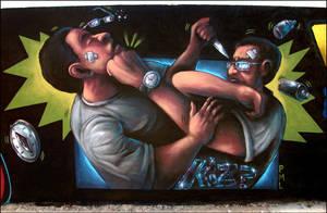 Street Wars I by koolkiz