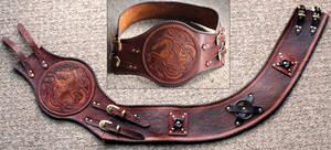 Ladies Hero Belt by Archanejil