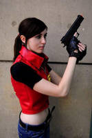 Claire Redfield Ota2010 by FatalValkyrie
