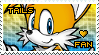 Tails the Fox Stamp by Karmarsi-Kedamoki