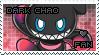 Dark Chao Fan Stamp by Karmarsi-Kedamoki