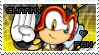 Charmy Fan Stamp by Karmarsi-Kedamoki