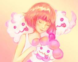 Cotton Candy by o0w0o