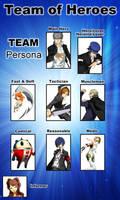 Team Persona by LarsJunFan