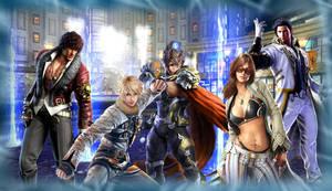 Tekken 7 Preview picture by LarsJunFan