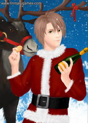 Leon Kennedy NEW YEAR by LarsJunFan