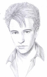 Alan Wilder by bfwarner