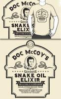 Doc McCoy's Genuine Snake Oil Elixir (Redbubble) by armageddon