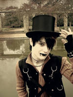 The Mad Hatter Cosplay by Roro2803