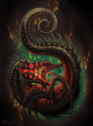 worm by Firell