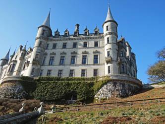 Dunrobin  Castle by piglet365