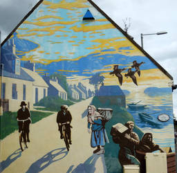 invergordon Mural by piglet365
