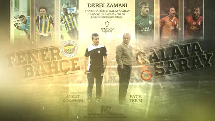 Derbi Zamani Fenerbahce-Galatasaray by Meridiann