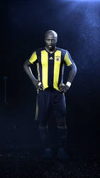 Andre Ayew by Meridiann