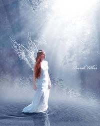 Water Fairy by BurakUlker