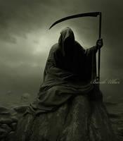 Grim Reaper by BurakUlker