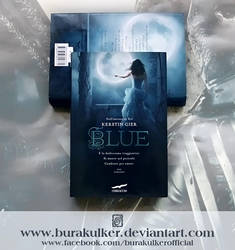 Blue - Book Cover by BurakUlker