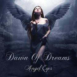 Angel Eyes by BurakUlker